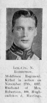 Robertson, Noel