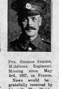 William George Stride