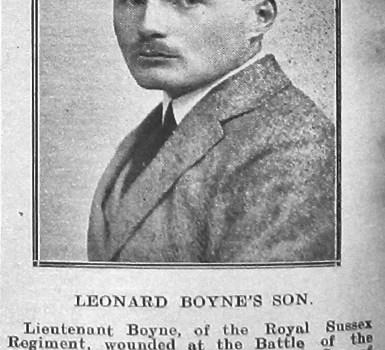 Lytton Leonard Boyne