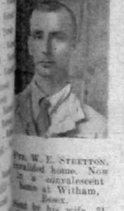 W E Stretton