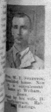 Stretton, W E