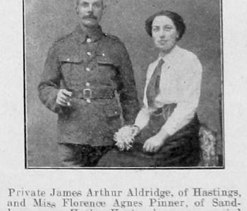 James Arthur Aldridge