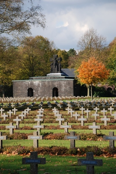 Military Cemeteries Europe