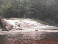 1600x1200 Hotchkiss Landing (closed), in Alapaha River Outing, by John S. Quarterman, for WWALS.net, 24 August 2014