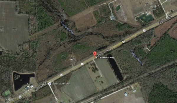 600x350 Greasy Branch, CSX Railroad, Upper Suwannee River Watershed, in Two GA-EPD water advisories about US 84 widening project, by John S. Quarterman, for WWALS.net, 13 July 2015