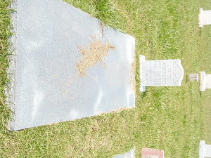 W.S. Wheeler Apr.12,1883-Dec.13,1929 Gone but not forgotten