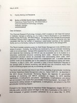Notice of RCRA Permit Class 3 Modification