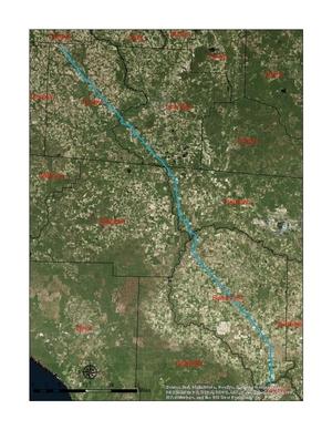 South Georgia and north Florida
