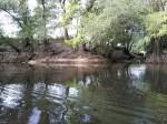 Culvert or tires in creek? 31.0354824, -83.4896698