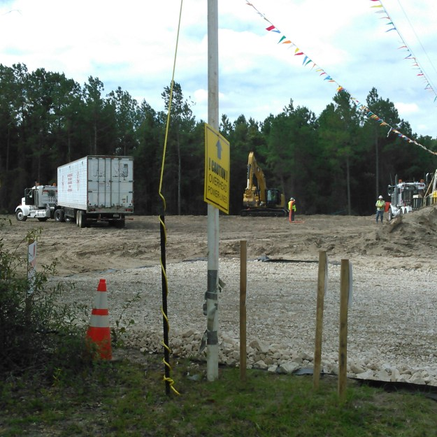 Sabal Trail Prepared to begin to Drill pipeline under