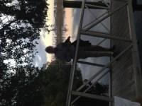 jsq on the dock