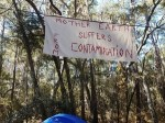Mother Earth Suffers from Contamination