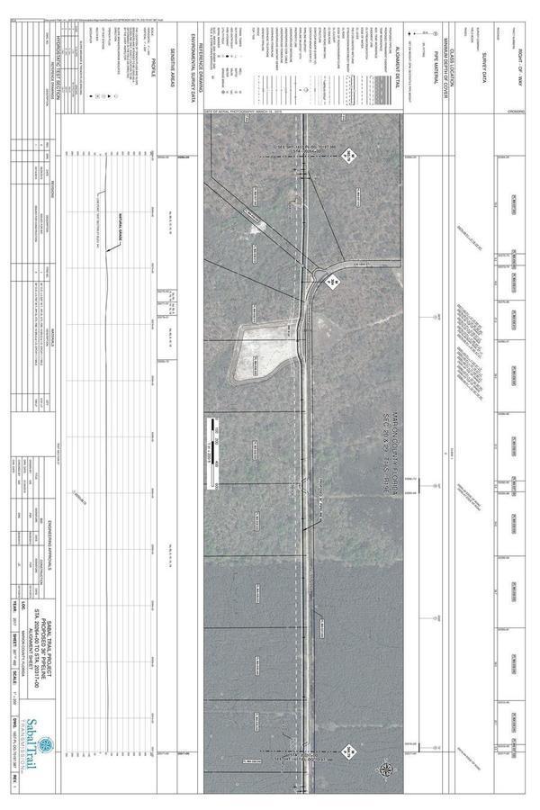 Sabal Trail alignment map 1657-PL-DG-70197-387