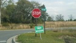 Troy Access, Prospect Dr & Venture Dr, 30.7687042, -83.5546071