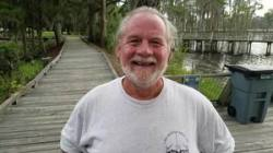 Movie: Tom Cramer and his wife Barb are the volunteers at Banks Lake Outpost (26M)