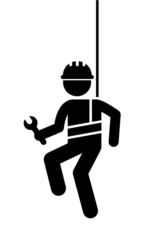 OSHA Requires Fall Protection When Working at 4' Elevation