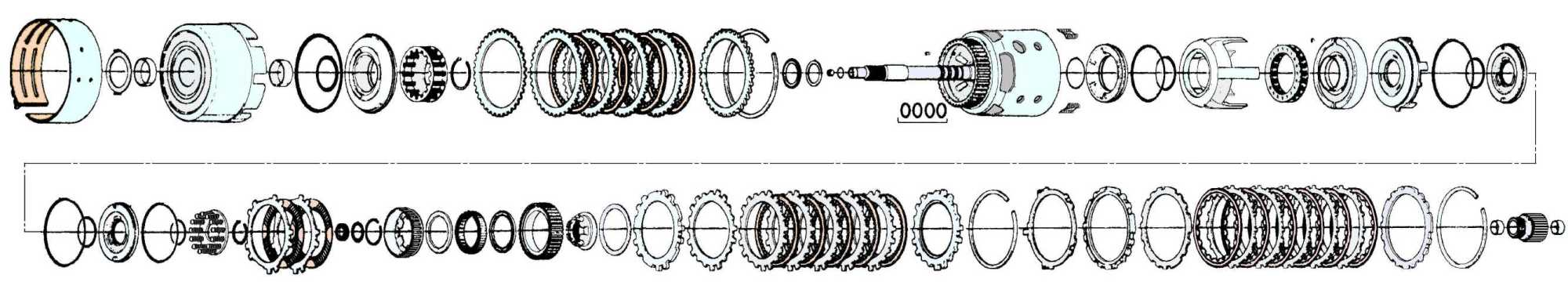 hight resolution of 4l60e assemblygm 4l60e parts diagram 5