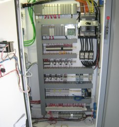 control panel pictures text page 2 plcs net interactive q a wiring a plc cabinet [ 1200 x 1600 Pixel ]