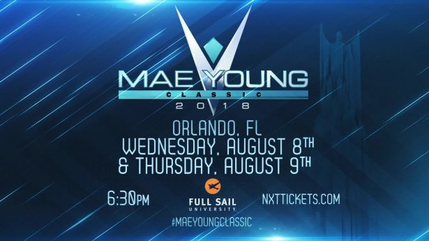 Image result for mae young classic 2018
