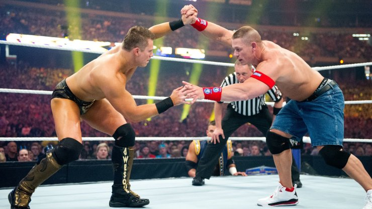 Image result for wrestlemania 27