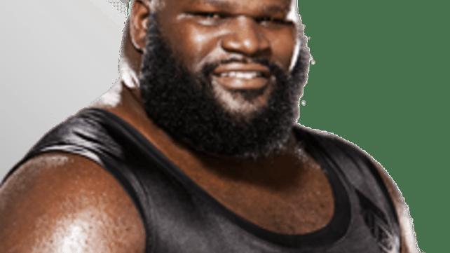 Mark Henry  WWEcom