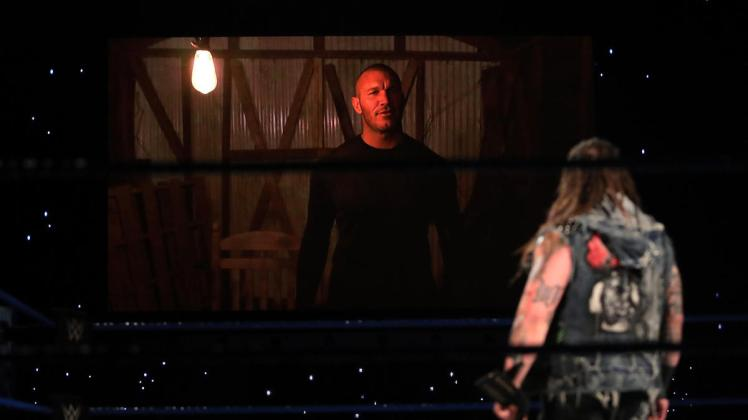 Everybody is talking about the bizarre Randy Orton video from WWE SmackDown last night