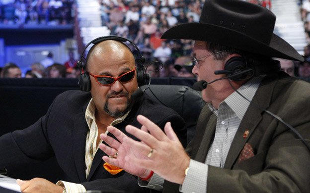 Jim Ross and Taz