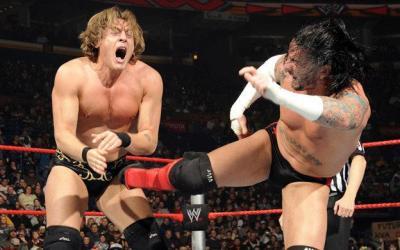 Intercontinental Champion CM Punk & Mickie James vs. William Regal & Layla  | WWE