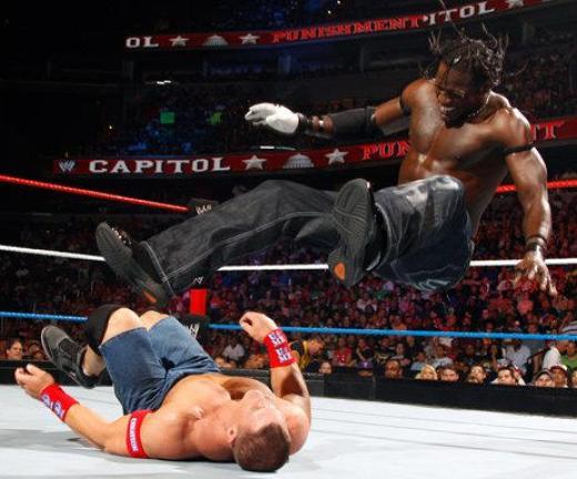 John Cena vs. R-Truth - WWE Championship Match   WWE
