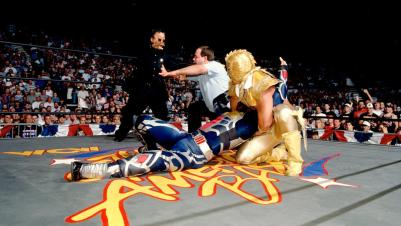 A Collective Review of WCW The Great American Bash 1997 (Savage vs. Page II) by Lance Augustine - TJRWrestling - WWE, AEW News, TV Reviews, PPVs, More!