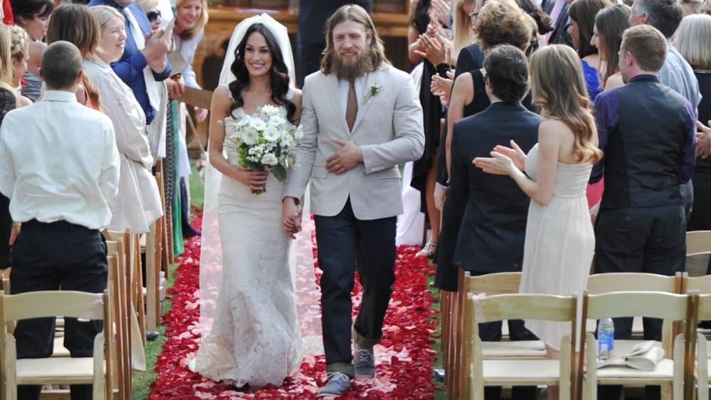 Image result for Daniel Bryan and Brie Bella image