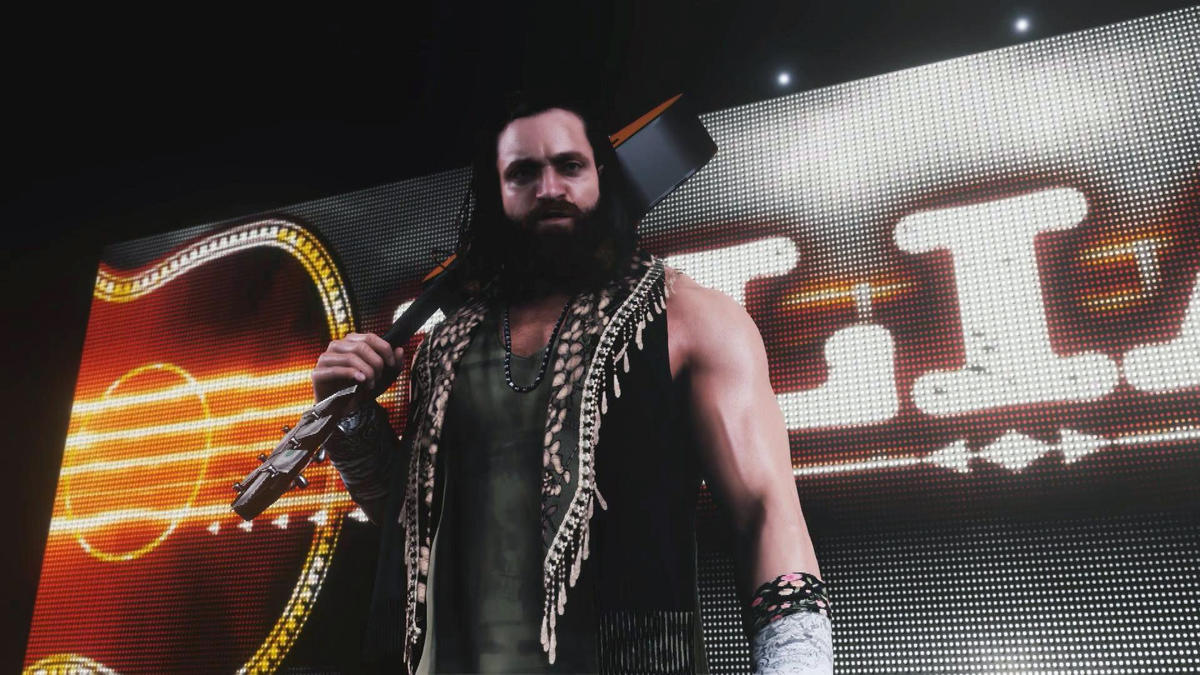 Elias Drew McIntyre And More Now Available In WWE 2K18 NXT Generation Pack DLC WWE