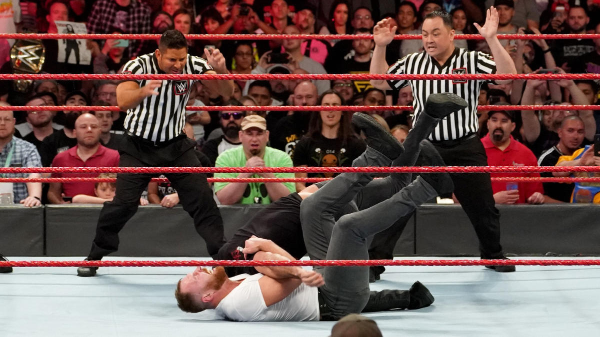 what are wwe chairs made of outside rocking chair raw nov 19 2018