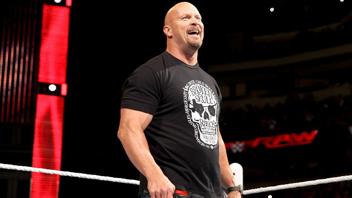 "WWE Superstars and Legends pay homage to ""Stone Cold"" Steve Austin on 3:16 Day"