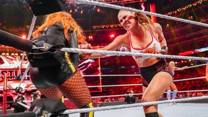 रोंडा राउजी का WWE कॉन्ट्रैक्ट जल्द खत्म होगा!  2