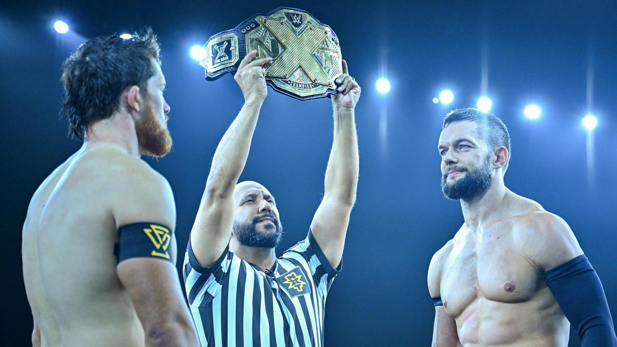 Finn Bálor and Kyle O'Reilly to relive their epic NXT Title Match