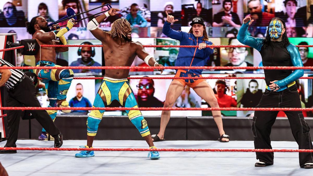 Monday Night Raw results: Dec. 14, 2020