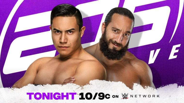 Atlas and Nese, Ever-Rise and Bollywood Boyz to clash in heated rematches tonight on 205 Live