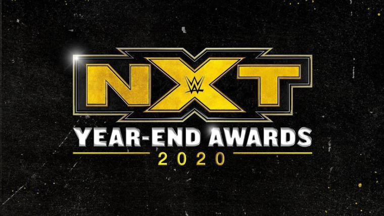 NXT Year-End Award Winners to be revealed