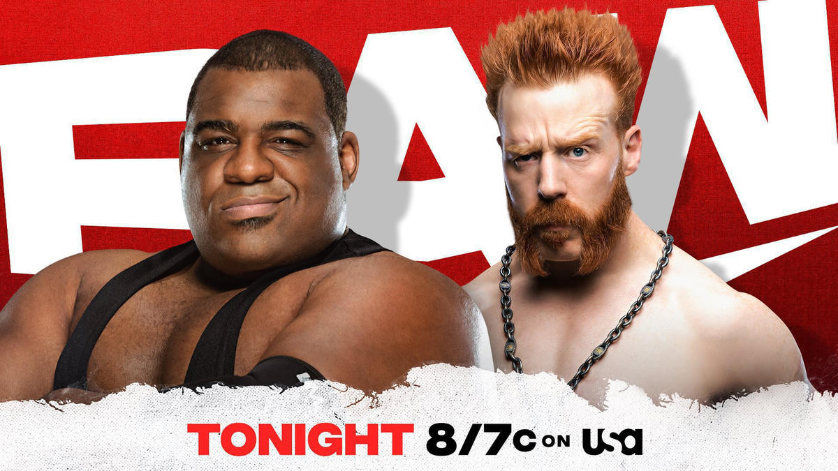 Keith Lee to battle Sheamus for WWE Title opportunity