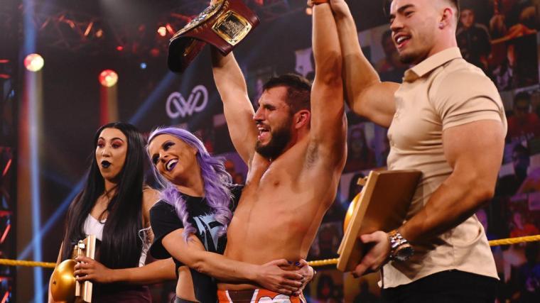 WWE NXT results, Dec. 30, 2020
