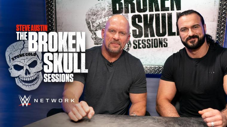 WWE Network schedule for week of Dec. 14, 2020: Drew McIntyre on The Broken Skull Sessions, WWE TLC 2020 and more