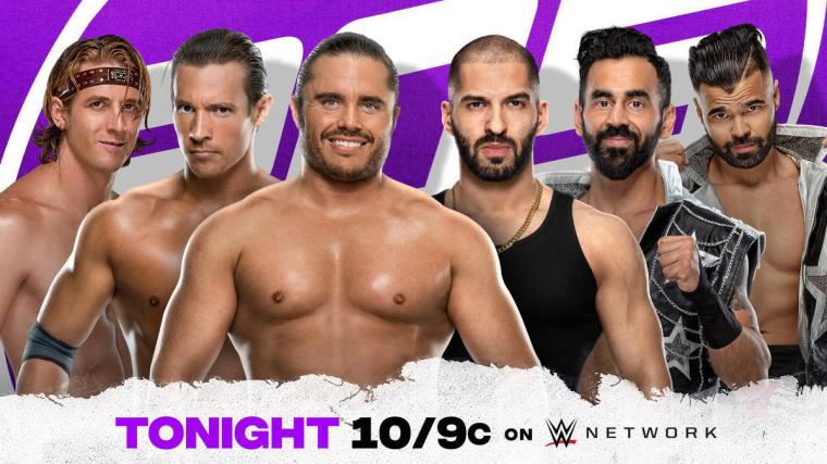 205 Live to feature a pair of thrilling matchups