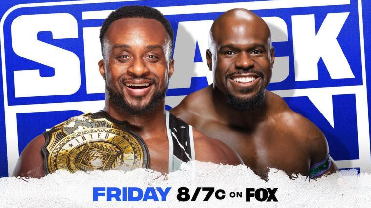Big E to battle Apollo Crews in an Intercontinental Championship Match