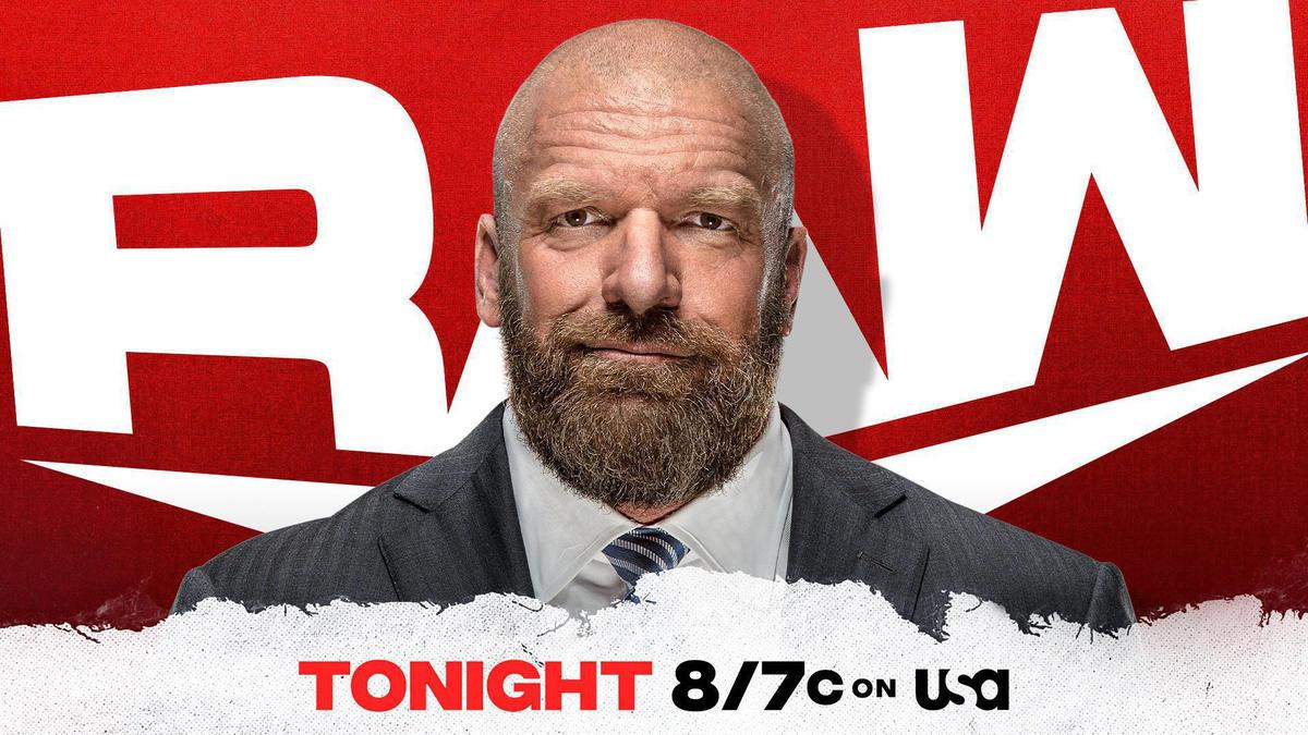 Triple H to kick off Monday Night Raw
