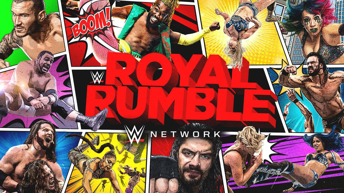 WWE Network schedule for the week of Jan. 25, 2021: Royal Rumble, WWE Icons series premiere, Superstar Spectacle and more