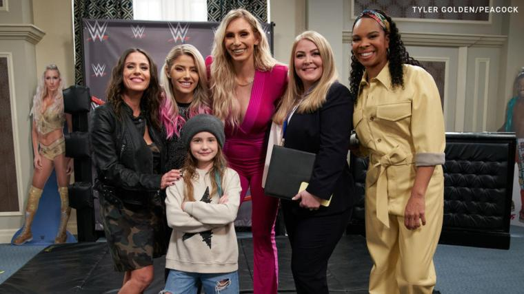"Charlotte Flair and Alexa Bliss to guest star on Peacock's upcoming ""Punky Brewster"" series"