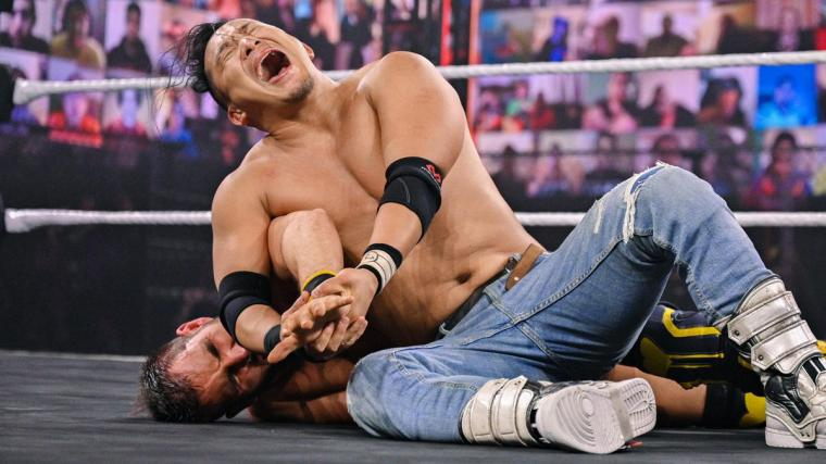 Full NXT TakeOver: Vengeance Day results, videos and photos