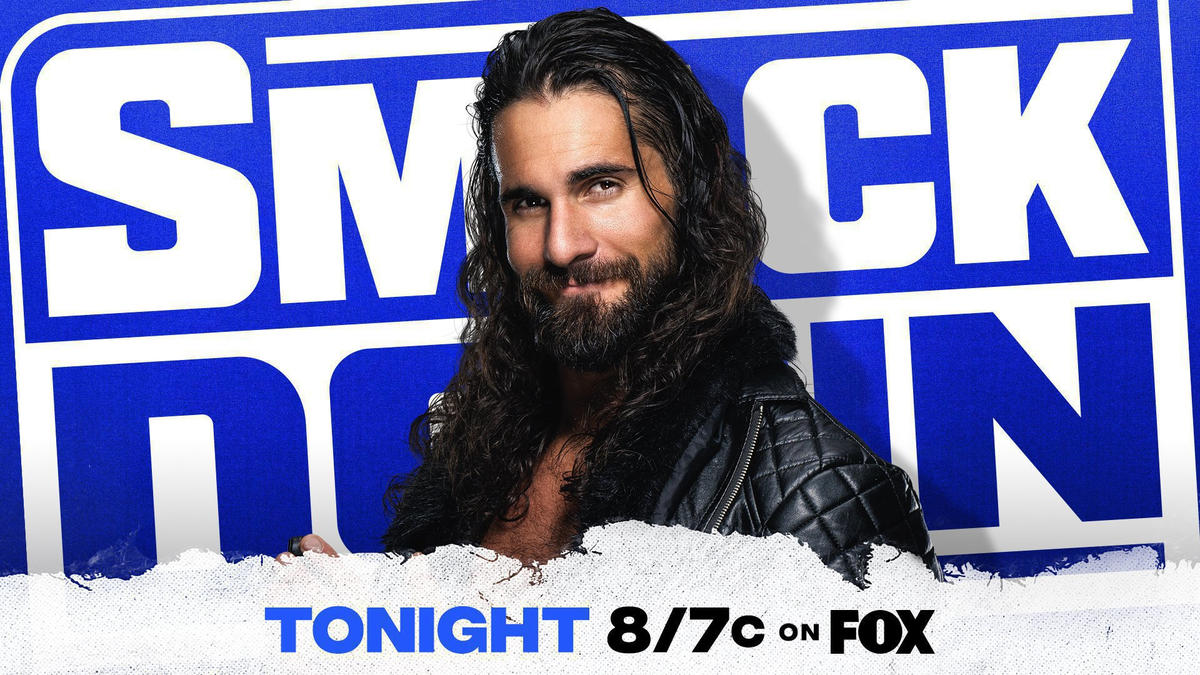 Seth Rollins returns to SmackDown tonight!