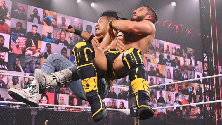 Johnny Gargano def. Kushida to retain the NXT North American Championship